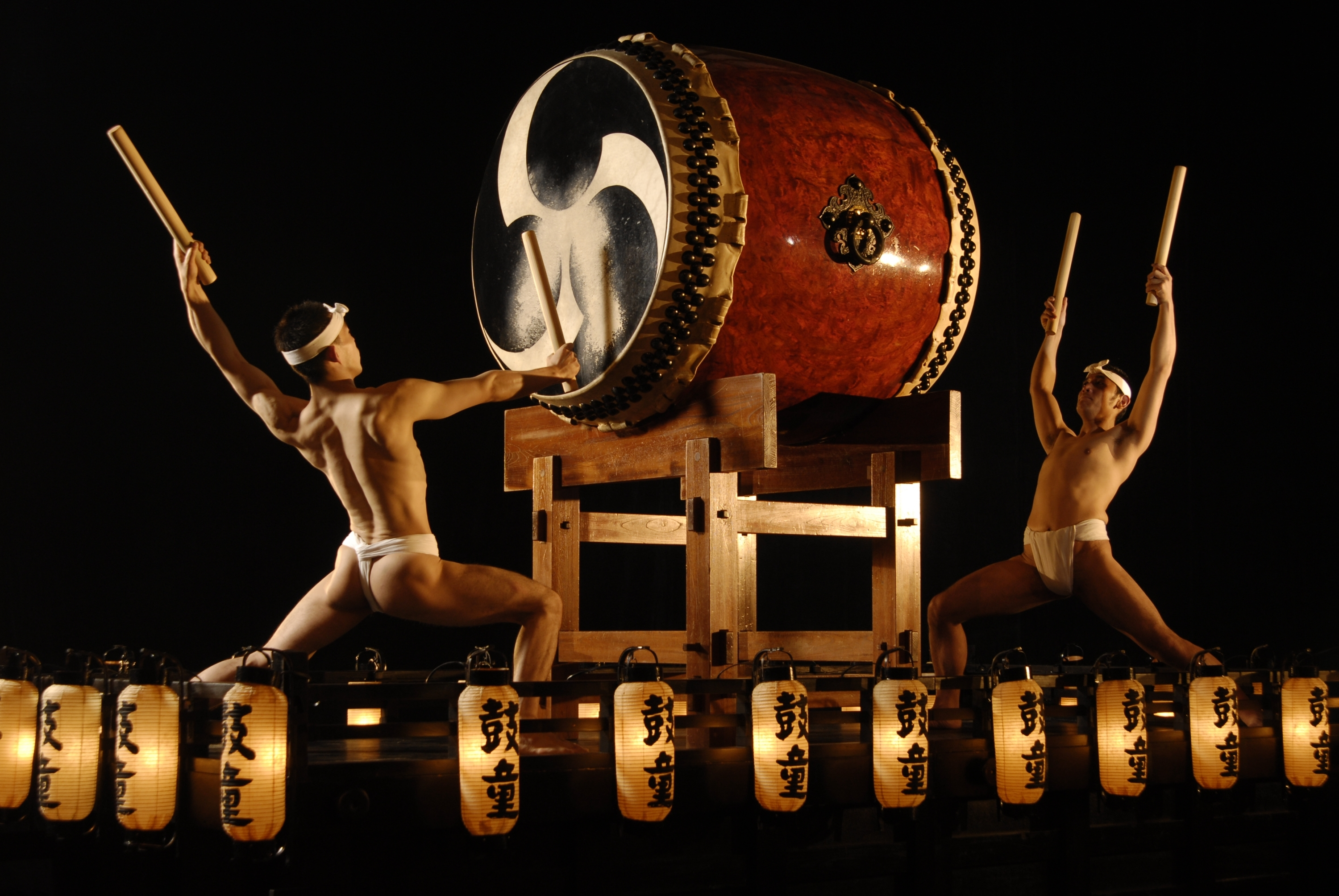 a look at the blossoming art of taiko