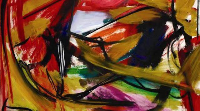 2 ART Elaine de Kooning Farol