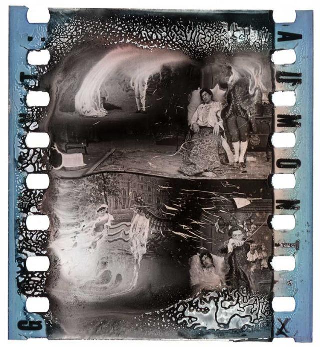 Clip #21894: La Mort de Mozart (di. Louis Feuillade, Gaumont, 1909)