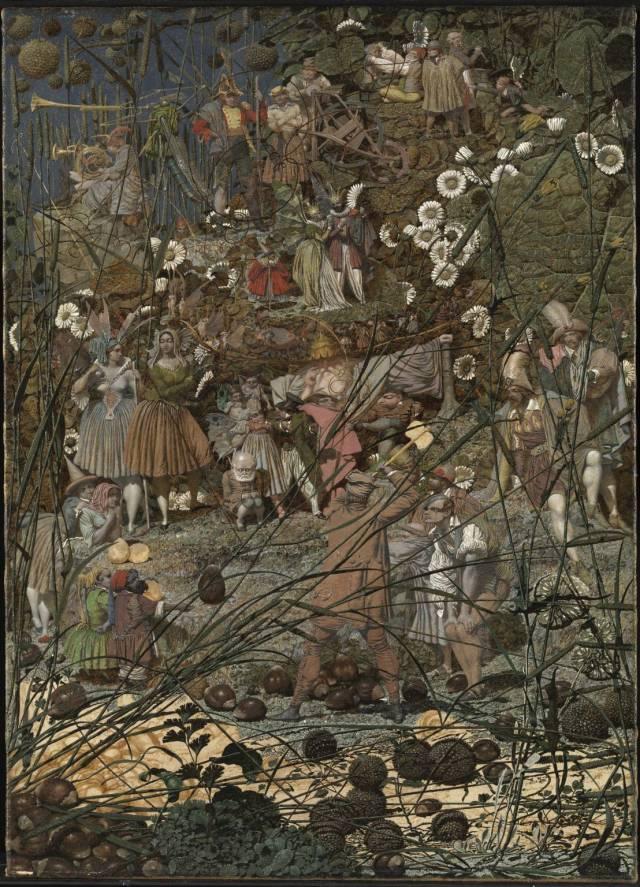 The Fairy Feller's Master-Stroke 1855-64 by Richard Dadd 1817-1886