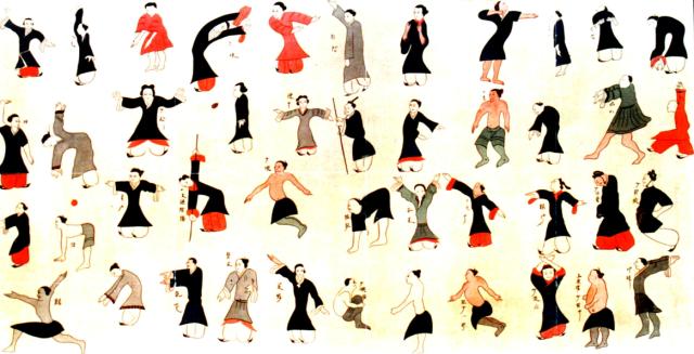 Daoyin-tu-exercise-chart